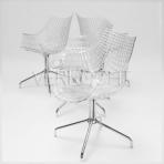Driade stoel Meridiana 4 stuks