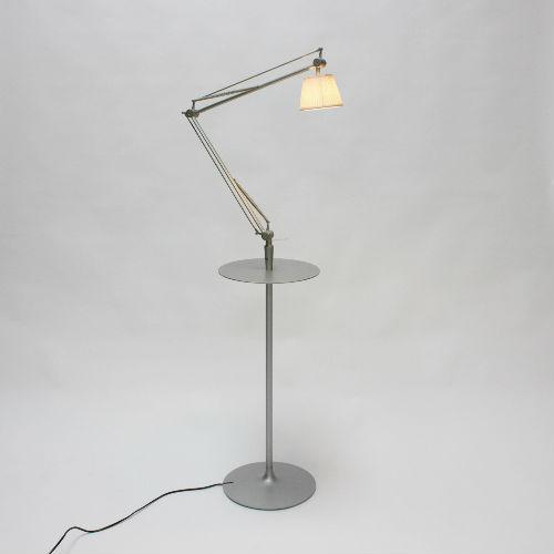 Lamp Met Tafeltje.Flos Archimoon Soft F T Floorlamp Link Naar Designlink